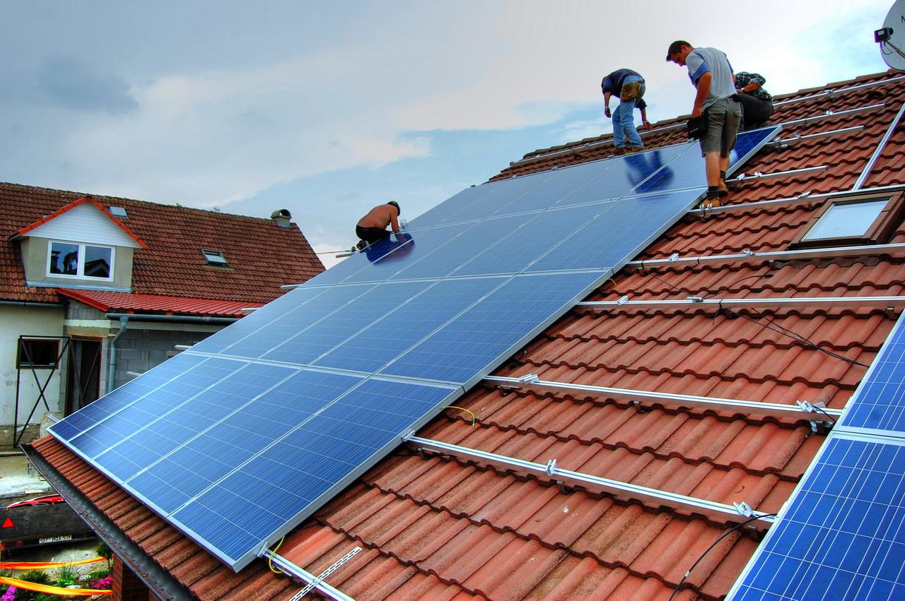 承德屋顶项目